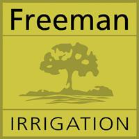 freeman rrigation logo